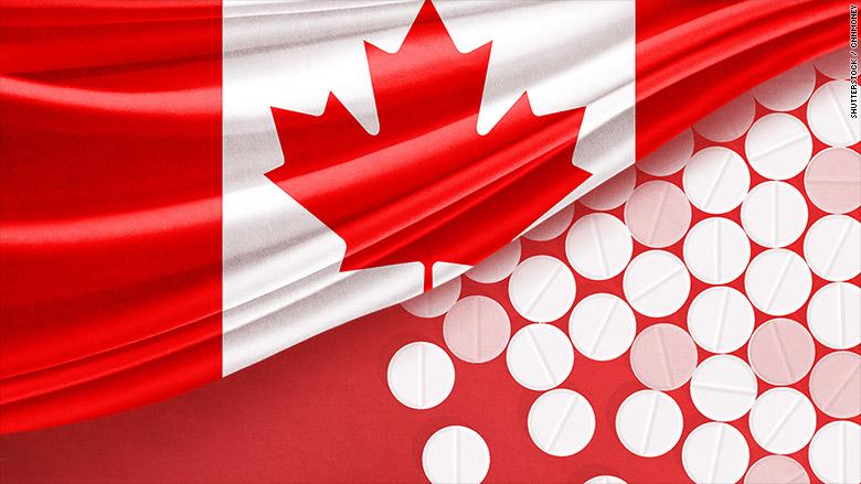 Medicines from Canada